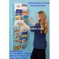 Wholesale Handy Vertical Wall Book Rack from china suppliers