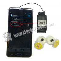 Wholesale A8 Bluetooth Wilress Earpieces Work With Poker Analyzers And Mobile Phone from china suppliers