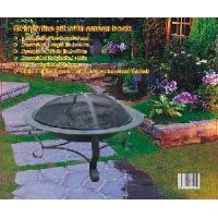 Wholesale Dia 39inch Garden Fire Pit from china suppliers