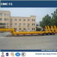 Wholesale 3 axles 60 tons low bed trailer for sale from china suppliers