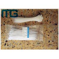 Wholesale Electrical Cable Ties Marker Tag , Erosion Control Insulate Releasable Zip Ties from china suppliers