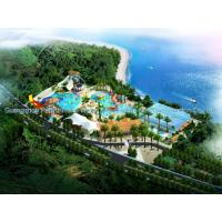 Wholesale Water Park Conceptual Design / Customized Water Park / Professional Water Park Constructs Team from china suppliers