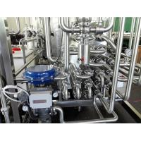Wholesale Pipe Pasteurizer Machine 105~  143ºC UHT Tubular Sterilizer from china suppliers