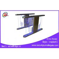 Wholesale Purple Speed Gate Turnstile Systems Access Control Board Pedestrian Turnstiles from china suppliers