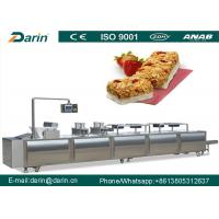 Wholesale Cereal Bar Making Equipment Bar Forming Machine With Siemens PLC from china suppliers