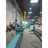 Quality Large Light Pole Shut-Welding Machine / light pole production line with ISO Approval for sale