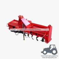 Quality TL125 Farm equipment tractor 3point Rotary Tillers for sale