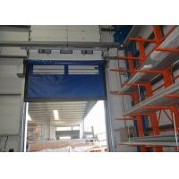 Wholesale Europe imported control system high speed rolling door use PVC fabric from china suppliers