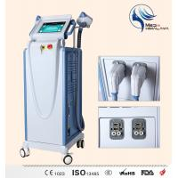 Wholesale Vertical 2 in 1 E-Light high frequency  IPL Hair Removal Machines For Skin Treatment from china suppliers