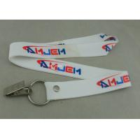 Wholesale Reflection Promotional Lanyards Stain Lanyard Polyester Marathon Medal Ribbon from china suppliers
