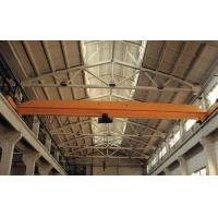 Wholesale Electric Single - Girder Overhead Crane With 1 - 10t Rated Capacity, 7.5 - 22.5m Span from china suppliers