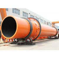 Wholesale 7M Length Triple - Cylinder Industrial Rotary Dryer For Mineral Processing from china suppliers