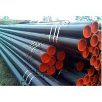 Wholesale Black Painted Steel Oil Casing Pipe SCH 30 - SCH 160 Anti Corrosion Carbon steel from china suppliers