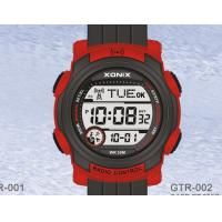 Wholesale Waterproof Mens Radio Controlle Watches / Digital Remote Control Watch from china suppliers