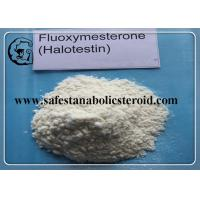 Wholesale Oral Cutting Cycle Steroids Pharmaceuticals API Fluoxymesterone Halotestin Powder CAS 76-43-7 from china suppliers