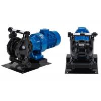 Wholesale Cast Steel Electric Diaphragm Pumps Double Diaphragm For Waste Water Transfer DN40 from china suppliers