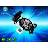 Wholesale Self - Adhesive Battery Powered LED Strips Remote Controlled Architecture Car Decoration from china suppliers
