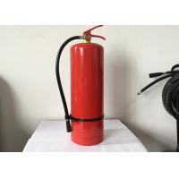 Wholesale Smooth Surface Portable Fire Extinguishers 9kg Valve Passivation DCP Fire Extinguisher from china suppliers