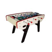 Quality 5FT Senior Football Table Wood Game Table With Metal Player Telescopic Rods for sale