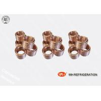 Buy cheap Copper Immersion Coil Heat Exchanger / Chilled Water Heat Exchanger No Blocking from wholesalers
