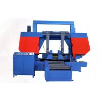 Wholesale Gantry Band Saw Aluminum Extrusion Machine , High Cutting Speed from china suppliers