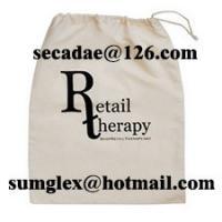 Wholesale cotton drawstring bags,cotton shoe packing bag,cotton shoe bag ,dust shoe bags from china suppliers