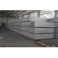 Wholesale Residential Building Sound Insulation MgO Lightweight Wall Panel 2800×600×90mm from china suppliers