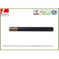 Wholesale CNC turning and blackening brass shaft from china suppliers