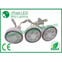 Wholesale 6Pcs 5050 SMD Digital RGB LED Pixels 24V Addressable LED Dot Light Outdoor from china suppliers