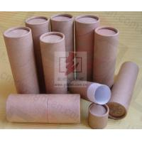 Wholesale Cylinder Wine Bottle Presentation Box / Cardboard Wine Tube Gift Box from china suppliers