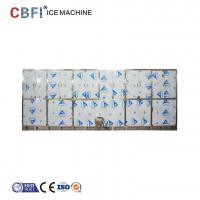 Wholesale 22*22*22mm R507 Refrigerant Ice Cube Machine For Indonesia Ice Plant from china suppliers