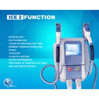 Wholesale Wrinkles IPL Hair Removal Beauty Therapy Spa Machine / Equipment with Power 3000W from china suppliers