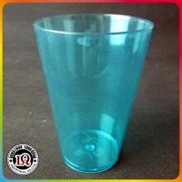 Wholesale PS Blue Clear Plastic Cup from china suppliers