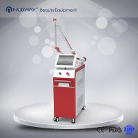 Wholesale 2017 nd yag laser machine with 532nm 1064nm 755nm for tattoo removal,with CE certification.Sliver white grey red optiona from china suppliers