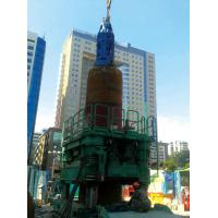 Wholesale 1.2m-2.6m Dia Bored Pile Foundation Casing Rotator 750 mm Pulling Stroke from china suppliers