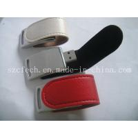 Wholesale High Quality Hot Fashion PU Leather USB Flash Drive from china suppliers