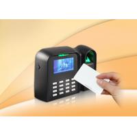Wholesale With ID card reader smart Biometric Fingerprint Time Attendance from china suppliers