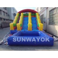 Wholesale Cute 18Oz PVC tarpaulin blow up water park inflatable toys For Amusement from china suppliers