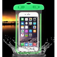 Wholesale PVC Android Waterproof Cellphone Bag For Swim Drifting 20m Depth Protection from china suppliers