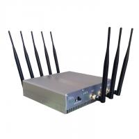 Cell phone blocking devices - 8 Antennas 16W High Power 3G 4G Cell phone Jammer& WiFi Jammer