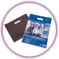 Wholesale Cute Die Cut Handle Bags For Clothes Shopping / Garment Plastic Bags from china suppliers