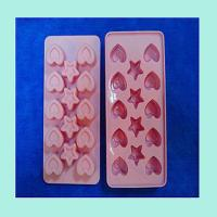 Wholesale silicone tray for chocolate ,fashionable silicone ice cube tray from china suppliers