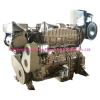 Wholesale Original Cummins Marine Diesel Engines NTA855-M300 300HP 1800RPM For Tug / Fishing Boats from china suppliers
