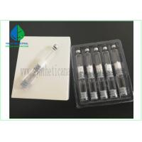 Wholesale 97% Purity Hgh 36iu Water Pen Growth Hormone Injection White Lyophilized Powder from china suppliers