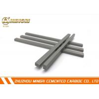 Wholesale Non - Ferrous Metal / Non - Metallic Materials Tungsten Carbide Strips  91.8 HRA from china suppliers