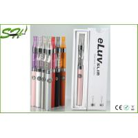 Wholesale Eluv Box Kit Mini CE4 Clearomizer and eCab Battery Eluv Cigs for Lady from china suppliers