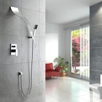 Wholesale Waterfall Rain Shower Faucet (Shower Head+ Hand Shower), FL-1703-02 from china suppliers