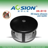 Wholesale 360 degree ultrasonic insect& pest repeller from china suppliers