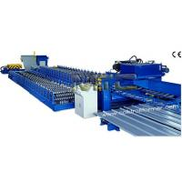 Wholesale Trapezoidal Roofing Sheet Roll Forming Machine from china suppliers