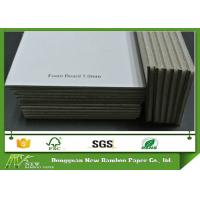 Wholesale Solid Paper / Notebook Cover Laminated Grey Board 5.0mm Grey Board with Foam Board from china suppliers